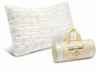 Get Your Beauty Sleep on a Fluffy Pillow